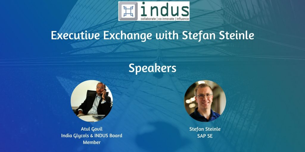Executive Exchange with Stefan Steinle, Senior Vice President and Head of SAP Globalization Services